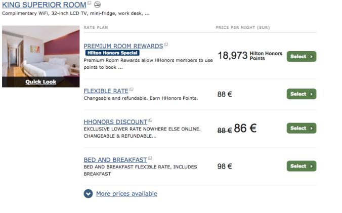 Hotel review: Hilton Garden Inn Venice Mestre San Giuliano